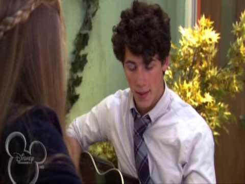 JONAS  -  NIck Jonas ( Give love a try one more time) / jonas brothers..........