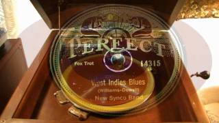 West Indies Blues - New Synco Jazz Band