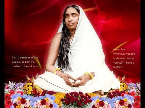 Sri Sarada Devi Stotram - Prakritim Paramam