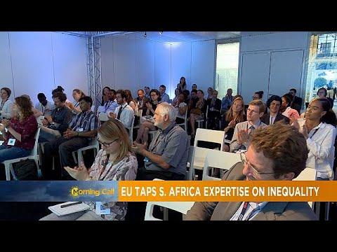 EU taps South African expertise on inequality [The Morning Call]
