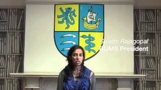 A DAY IN THE LIFE OF A UCL MEDICAL STUDENT