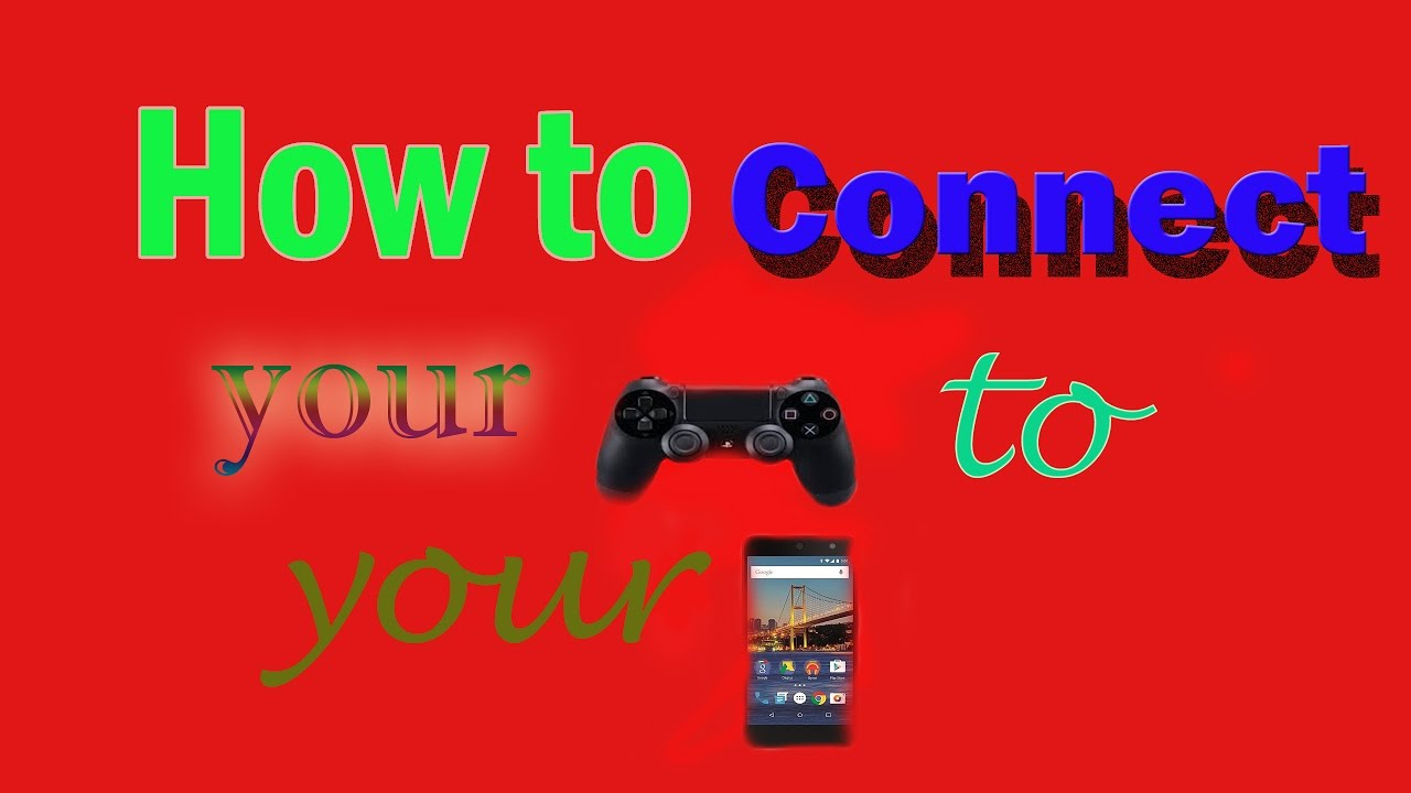 how to get music from your phone to your ps4