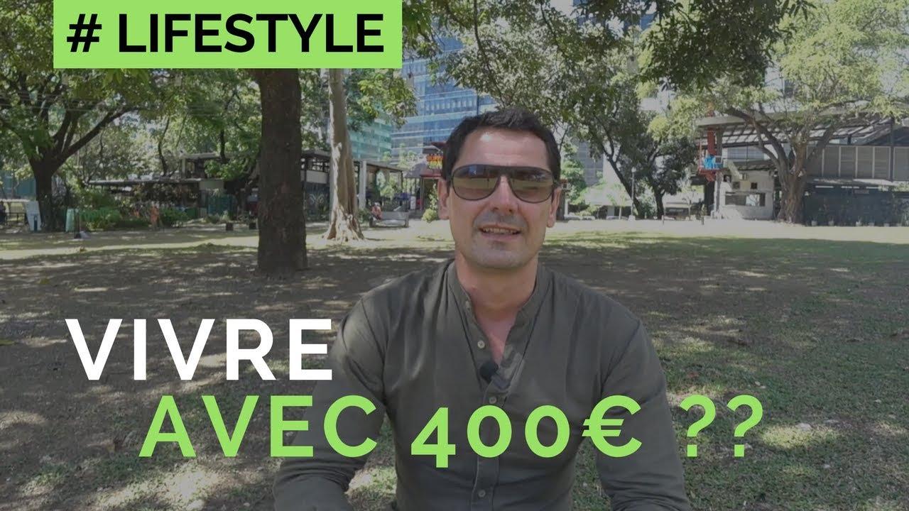 Vivre avec 400€ par mois en Asie