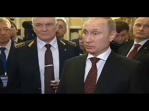 Ukraine War - Putin statement: NATO fights in Ukraine
