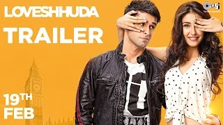 Loveshhuda Official Trailer - Girish Kumar, Navneet Dhillon | Latest Bollywood Movie | 5th Feb 2016