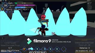 PLAYING HEROES ONLINE ROBLOX (MY HERO ACADEMIA)