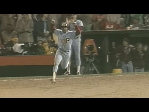 1983 WS Gm1: Morgan's homer ties game in 6th