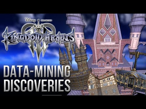 Kingdom Hearts 3 Data-Mining Discoveries, KH Featured in 2020 Guinness World Records, PS5 Update