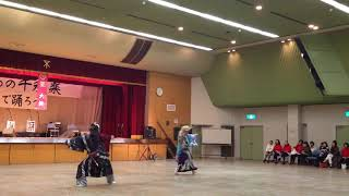 なにわの千秋楽淀川で踊ろう  2017年11月26日