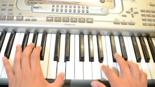 La Mejor de todas - (TUTORIAL - PIANO)