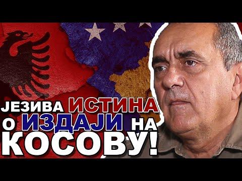 PROGOVORIO: Ove čelnike srpskih službi su plaćali albanci! Slavko Nikić