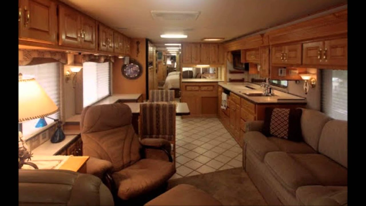 Holiday Rambler Rv >> 2002 HOLIDAY RAMBLER SCEPTER 40 PWD - YouTube