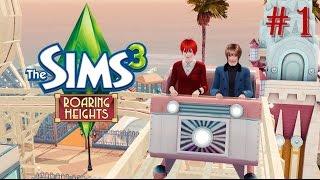 [Livestream] The Sims 3 Roaring Heights #1 หนุ่มน้อยหน้าใสกับนายอาทิตย์