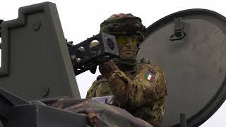 NATO's eFP fully operational