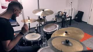 Hank von Hell - Radio Shadow - Drum Cover by Kamil Bajor