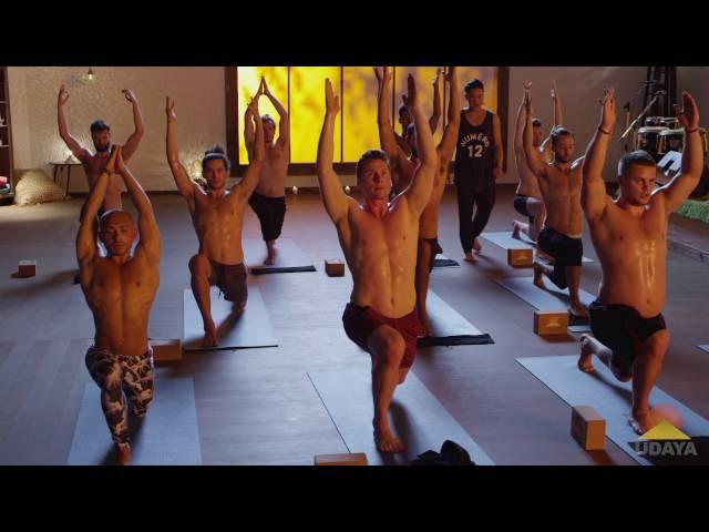 Bro-Yoga: Yoga for Men | Udaya.com