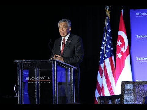 Speech at the Economic Club of Washington, DC