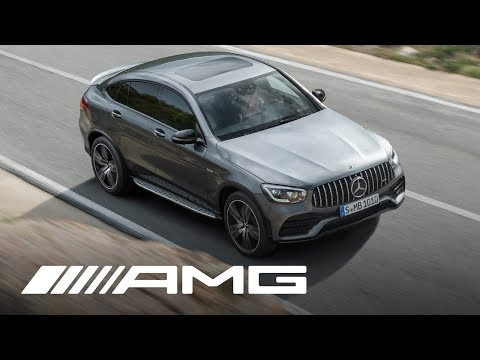 The New GLC 43 4MATIC Coupé (2020)