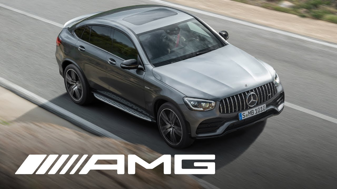 The New Glc 43 4matic Coupe 2020 Youtube