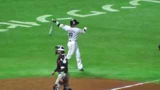 2014/3/28 ソフトバンクホークスvs千葉ロッテ(開幕戦) 1塁側S指定より...