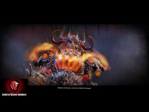 Guild Wars 2 - The Departing - PoF