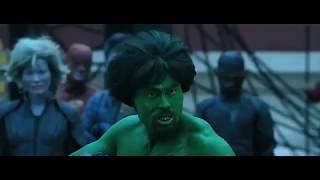 Marvel Avengers vs Team Wukong Monkey King China parody    Khi Siêu Anh Hùng gặp Tôn Ngộ Không