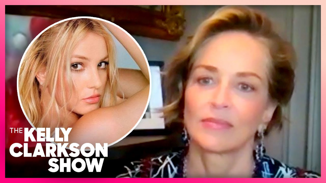 Sharon Stone: Britney Spears asked me for help