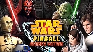 Pinball FX 2 - Star Wars Heroes Within DLC