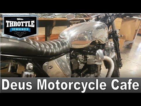 Deus Ex Machina (Custom Motorcycle Shop)