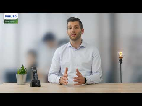 Philips SpeechMike Premium Range - Introduction