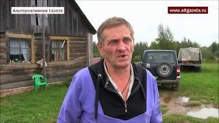 Охотники на коров достали фермера. Отстреливают быков и коров!