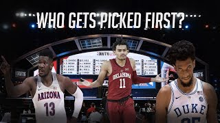 2018 NBA Mock Draft! Young, Ayton, Bagley, Or Doncic Picked First?