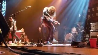 Kurt Vile & The Violators - Dust Bunnies (Houston 04.14.16) HD
