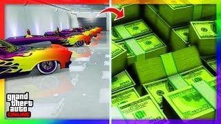 💰 SOLO 1 MILLIONEN DOLLAR IN 2 MINUTEN BEKOMMEN !! | REICH WERDEN IN GTA ONLINE !! 💸 | WFG HD