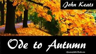ODE TO AUTUMN by John Keats - FULL AudioBook (Poem) | Greatest AudioBooks
