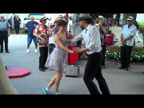 Indiana-Reggie's Red Hot Feetwarmers-Saratoga 2011
