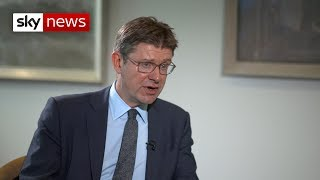 Exclusive: Business Secretary Greg Clark on a no deal Brexit