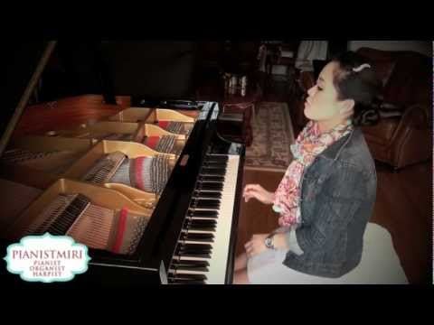 Maroon 5 ft. Wiz Khalifa - Payphone | Piano Cover by Pianistmiri 이미리