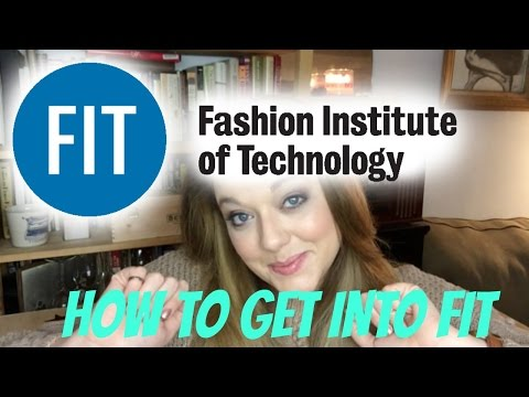 MY FIT PORTFOLIO APPLICATION | How to Apply to FIT and GET IN!