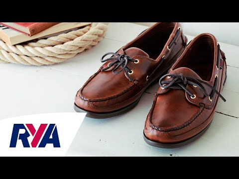 Discount Deck Shoe Special Offer from Sebago for RYA Members