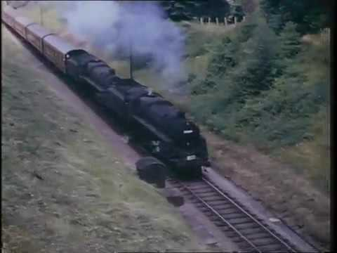 BBC Documentary The Somerset and Dorset railway
