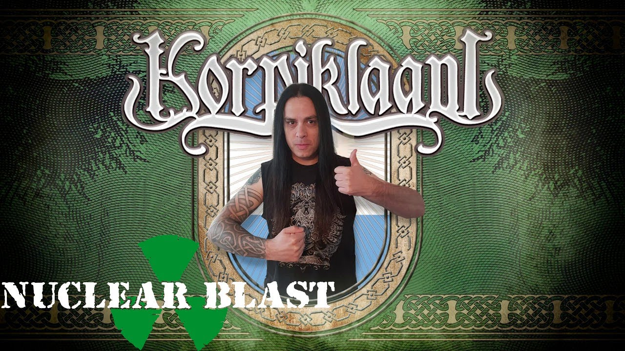 KORPIKLAANI — Birra Birra [feat. Emilio | SKILTRON] (OFFICIAL LYRIC VIDEO)