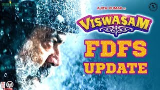BREAKING : Viswasam FDFS 1AM SHOW
