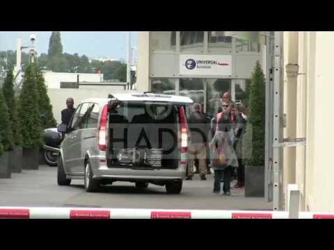 Beyonce private jet taking off from Paris after clip shooting in Paris