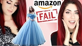 AMAZON (ABI-)BALLKLEIDER - FAIL! - DU ENTSCHEIDEST! LIVE TEST I Luisacrashion