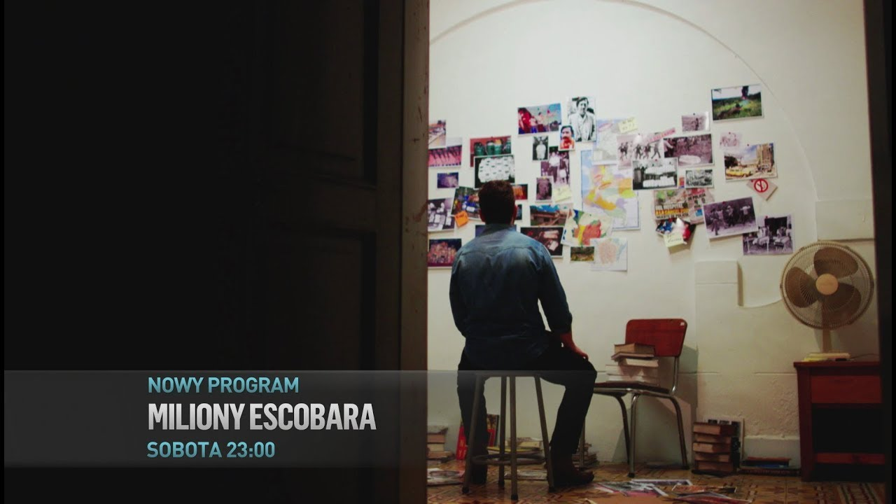 Miliony Escobara – Discovery Channel