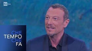 Intervista ad Amadeus - Che tempo che fa 10/03/2019