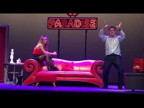 PARADISE - Passi de gràfics - Teatre Poliorama