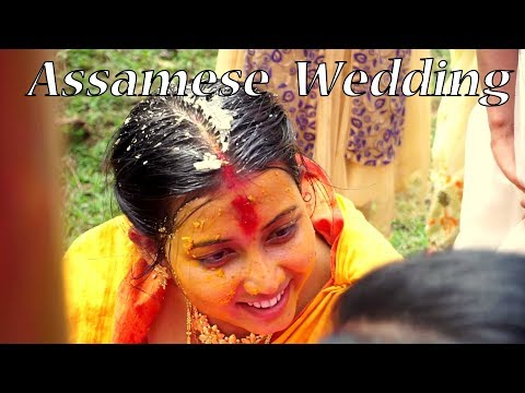 Traditional Assamese Wedding Video || Goalpara || Classic VideoShots
