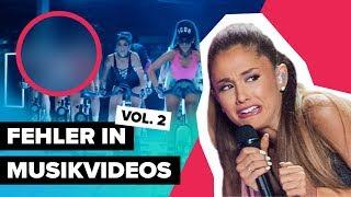 5 lustige Fehler in Musikvideos von Ariana Grande, Justin Bieber & Co. Teil 2 | Digster Pop Stories